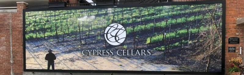 cypress cellars bannerframeclassic